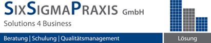 SixSigmaPraxis GmbH - Beratung - Prozessoptimierung